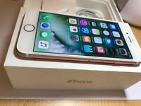 iPhone 7 Unlocked 32gb Rose Gold