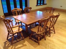 Kitchen / Dining Room / Conservatory Table.