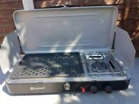 Outwell gas cooker