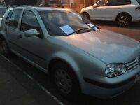 VW golf For sale £400.00