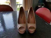 Ladies Ella high heel shoes
