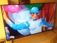 Panasonic Viera 48 Inch 4K Ultra-HD Smart 3D LED With Freeview HD (Model TX48CX400)!!!