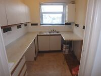 1 Bedroom first floor flat with parking space