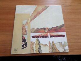 VINYL LP STEVIE WONDER INNERVISIONS ORIG UK MOTOWN LP 1973 STMA8011 £25 GATEFOLD SLEEVE