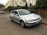 2002 VW GOLF 1.6 low mileage of just 89000 lovely runner service history