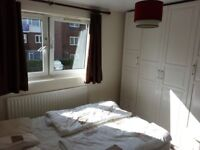 Double room, Private Garden, great transport links