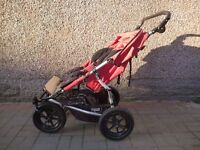 Mountain Buggy double buggy