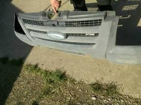Transit mk7 bumper grill 2007-2014