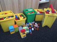 Massive duplo bundle