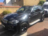 Stunning Black BMW X5 E70 SE Petrol Low Mileage HPI Clear FULLY LOADED 4x4