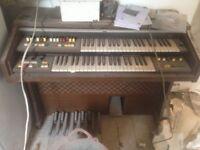 JVC victron organ, working