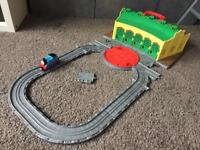 Thomas take and play tidmouth sheds