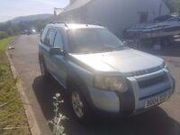 'Land Rover' Free Lander 2004