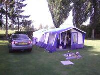 Sunncamp 400SE Trailer Tent 2006