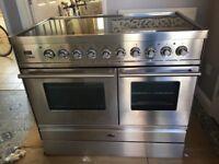 Britannia range cooker