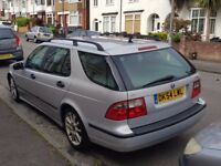 2004 SAAB 95 Vector Sport Estate 2.2 TiD - Excellent Runner