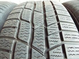Part Worn Continental Winter Tyres TS830P