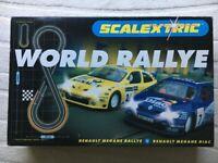 Scalextric World Rally, Additional Track & Hump Back Bridge