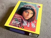 National Geographic Magazine on 5 CDs. CD set. 5 CDs. Books on CD. £13.00 ono