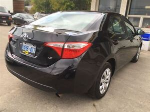 2014 Toyota Corolla LE/LOW, LOW KMS/ CLEAROUT !/ PRICED FOR AN I Kitchener / Waterloo Kitchener Area image 9