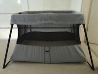 Babybjorn travel cot - very lightweight RRP >£200