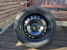 205/55 R16 Tyre with Steel Wheel