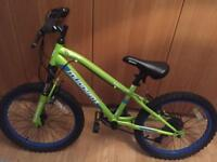 "Muddy fox 20"" kids mountain bike"