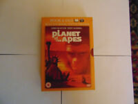 planet of the apes dvd and book