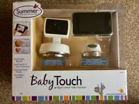 Summer infant video baby monitor