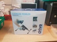 Exercise Peddler with Digital Display Pedal Trainer MIT Foldable - BRAND NEW