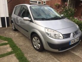 Renault Scenic 1.6 VVT Oasis 5dr Petrol - £799 ono