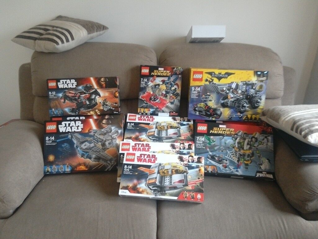 Lots of new Lego for sale ideal Christmas presents