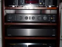 Audiolab 8000C/8000PX pre amplifier and power amplifier in very good condition.