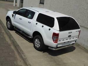 FORD RANGER PX DUAL CAB CANOPY SLIDING Side Windows Smithfield Parramatta Area Preview