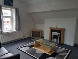 To Let -Modern self-contained fully furnished studio flat - Preston New Road - Blackburn - £75