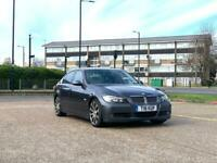 2005 BMW 3 SERIES 325I 2.5 AUTOMATIC PETROL – GENUINE MILEAGE, GREY, Auto, MOT, 4 DOORS