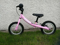 Zooom Adventure balance bike (pink)