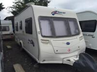 2007 Bailey Pageant Series 6 Bordeaux 4 Berth Fixed Bed Caravan