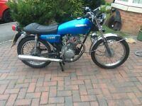 Honda Cg 125cc 1981