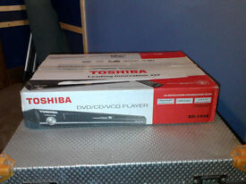 DVD Player Toshiba SD-185E