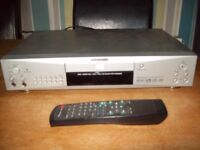 R.E.C.850 DVD PLAYER