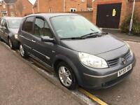 Renault scenic 1.6 automatic 2006 NO OFFERS