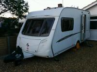 Swift Charisma 230, 2007, 2 Berth Caravan with New Motor Mover
