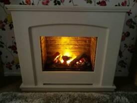 Dimplex Pro Range Optimist fire/heater