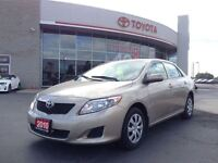 2010 Toyota Corolla CE POWER GROUP, ABS, CD VSC,