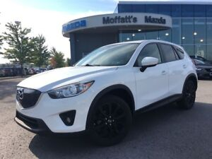 2014 Mazda CX-5 GT AWD GT AWD LEATHER, SUNROOF, HEATEDSEATS, BOS