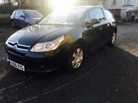 2006 06 Citroen c4 vtr 1.4 coupe only £595
