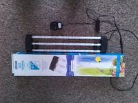 Interpet LED Triple Bar Fish Tank Lighting Unit