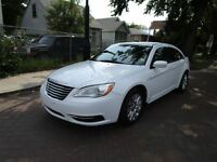 2013 Chrysler 200 LX YOUR APPROVED STOP BY