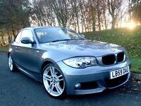 2009/59 BMW 118D M SPORT COUPE 120D 1 SERIES PX TDI TDCI SWAP ST VXR GTI FR TYPE R TT MINI